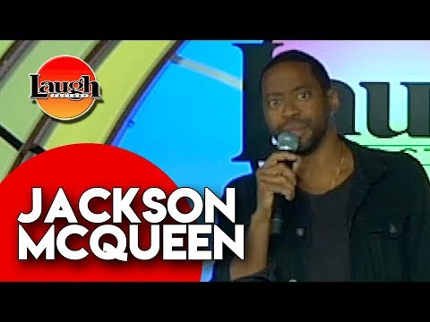 Jackson McQueen | Dating Women | Laugh Factory Las Vegas Stand Up Comedy