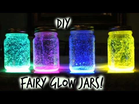 DIY Fairy Glow Jar | DIYcrafts 7