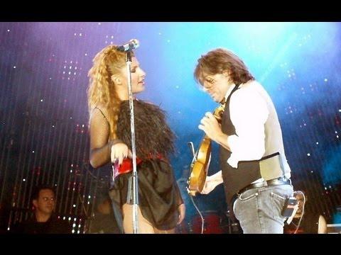 Helena Paparizou & Manos Pirovolakis - My Number One (Live @ Theatro Vrahon 2008)