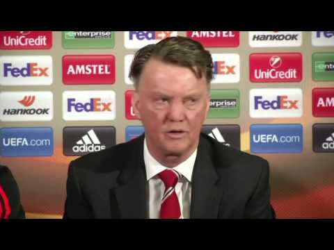 Louis van Gaal explains how Man United can beat Liverpool 3-0