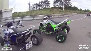 видео Квадроциклы. Как они создавались?
