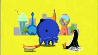 Oswald El Pulpo de Disney - Intro