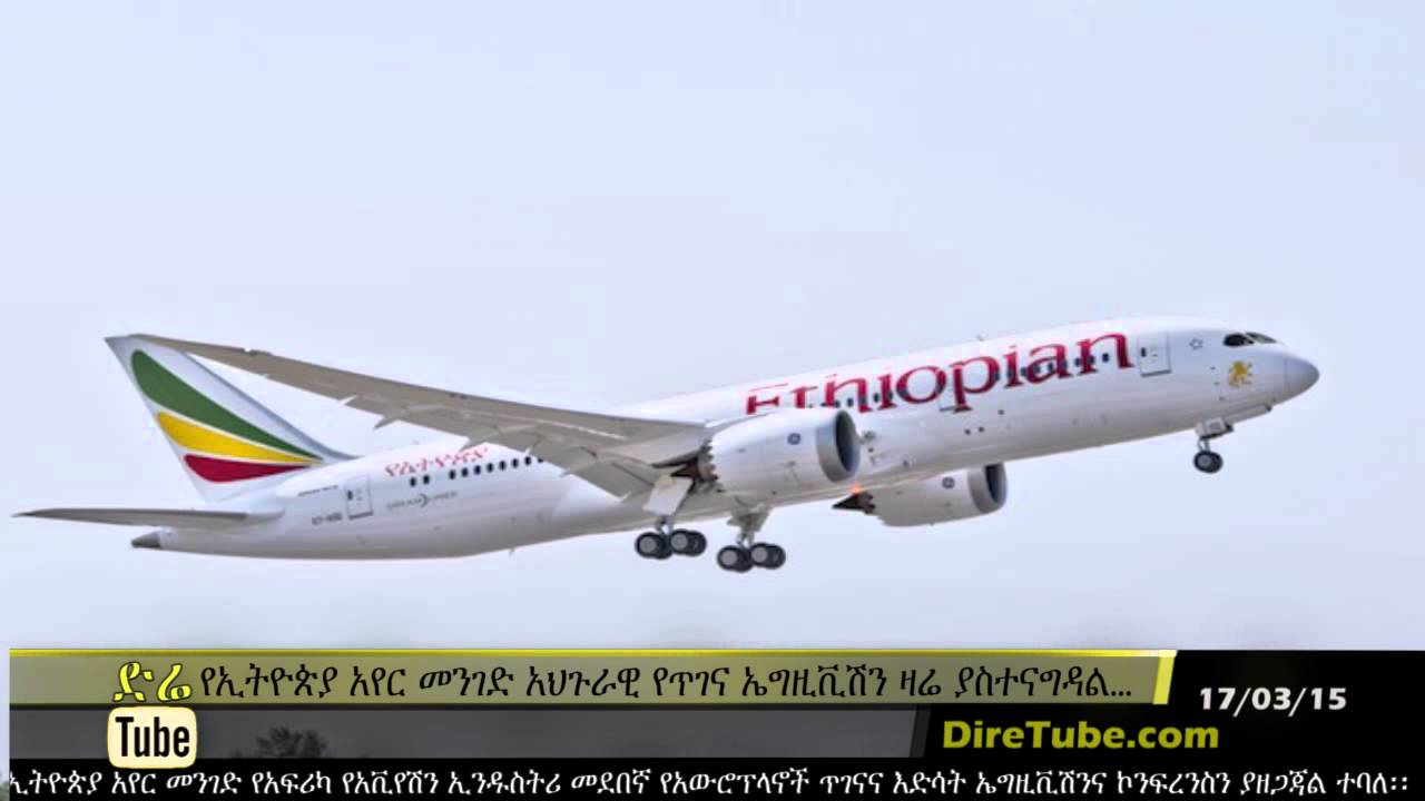 DireTube News - Ethiopian Airlines to host the annual MRO Africa Conference and Exhibition