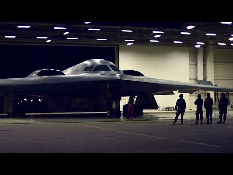 US Sends B-2 Bombers To Asia From Whiteman Air Force Base