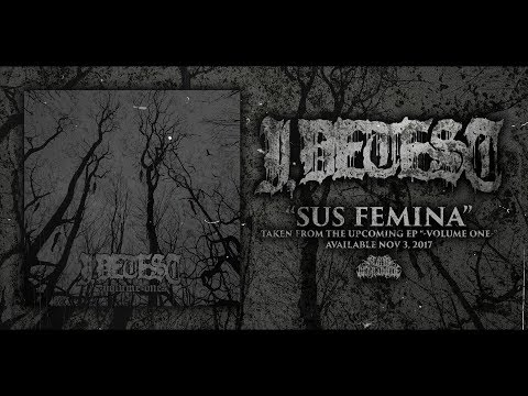 I, DETEST - SUS FEMINA [DEBUT SINGLE] (2017) SW EXCLUSIVE