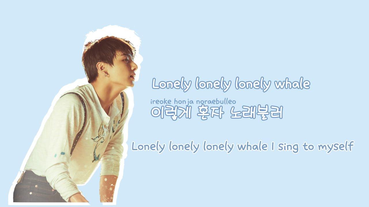 [BTS] Whalien 52 Lyrics (Eng, Rom, Han)