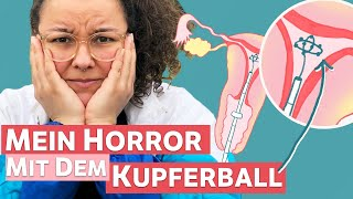 Schmerzen kupferball • Hormone