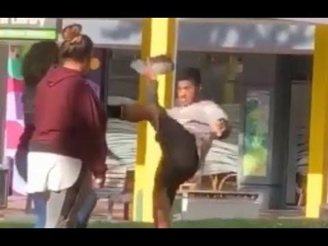 Māori Guy Wants To Fight Girls
