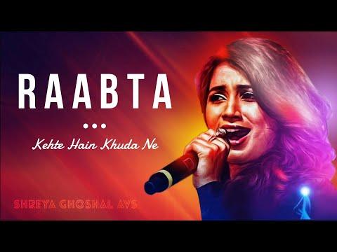 Raabta (Kehte Hain Khuda Ne) | Agent Vinod | Shreya Ghoshal, Arijit Singh Lyrics AVS