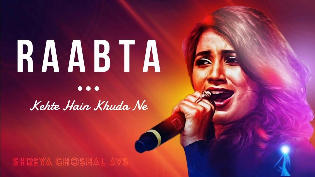 Download Raabta (Kehte Hain Khuda Ne) | Agent Vinod | Shreya Ghoshal, Arijit Singh Lyrics AVS