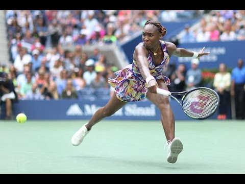 2016 Wuhan Open Second Round | Venus Williams vs Yulia Putintseva | WTA Highlights