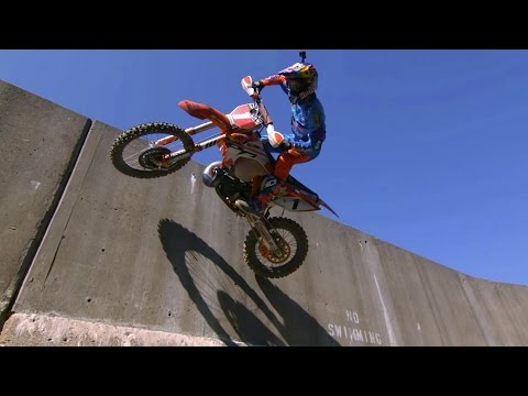 Super Slo Mo Enduro Freeriding at 1200fps w/ Cody Webb and Taylor Robert | Donner Partying