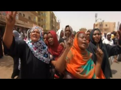 Death toll in Sudan rises as protestors blame generals for violence