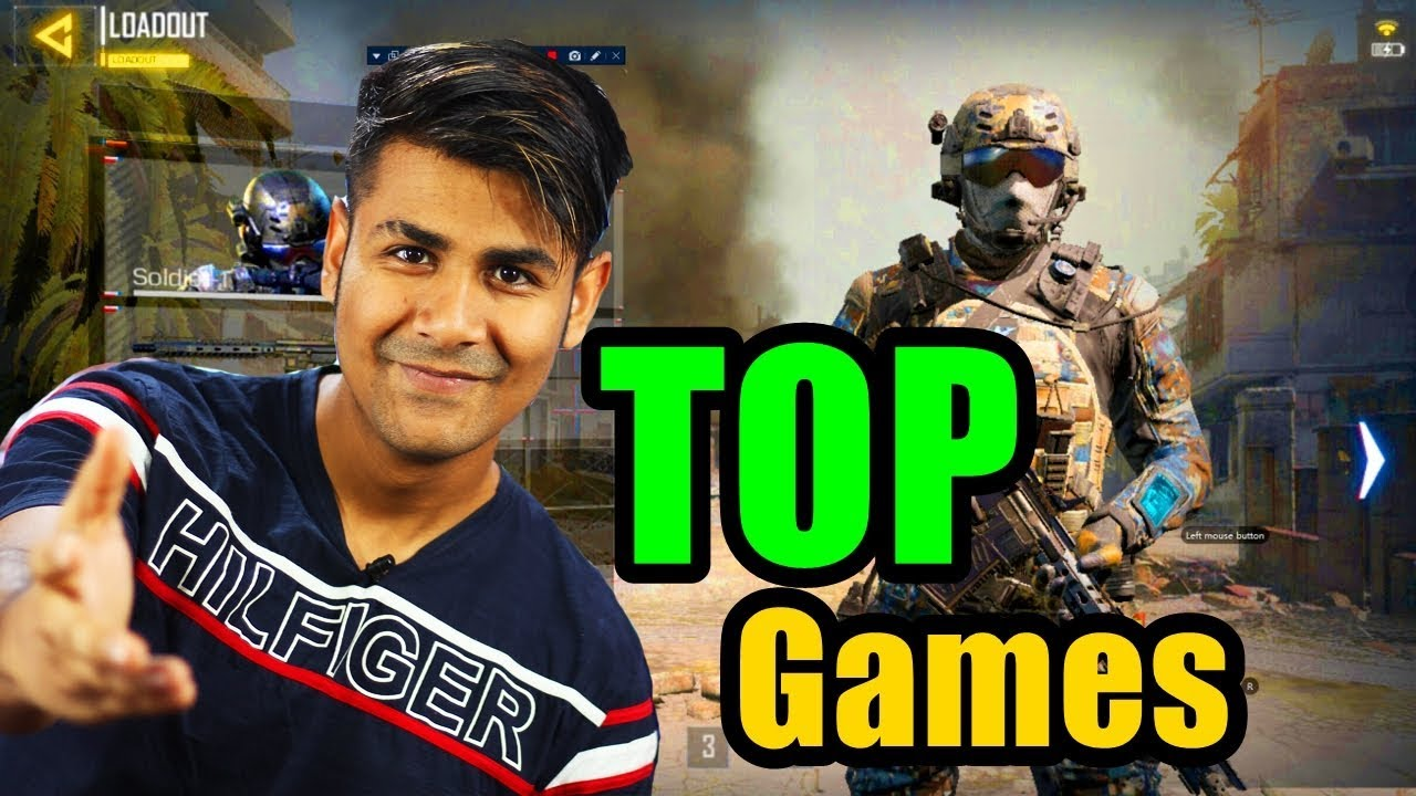 COD VS PUBG | Top Android Games For Low End & Medium Phones | Best Games Of The Month