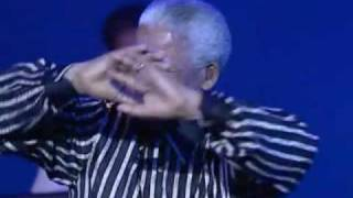 Johnny Clegg with Nelson Mandela Asimbonanga 1999 Frankfurt DVDRip XVCD