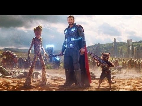 Thor Arrives In Wakanda Bring Me Thanos Full Scene   Infinity War Movie Clip HD