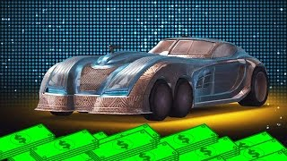 Gangstar Vegas: How To Earn Money Fast With New Car (The Dauphin) VS Another Cars