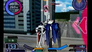 vuclip Gundam Seed Destiny Zaft VS OMNI II Plus PS2 - Freedm Random 1