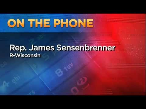 Rep. James Sensenbrenner on Eric Holder's Fast and Furious Testimony