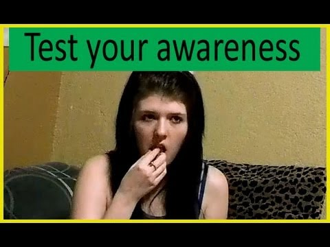 Test your awareness: Can you stay focused?
