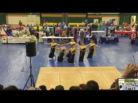 World Festival 2018 Performance by the UMR Hmong Dance Team
