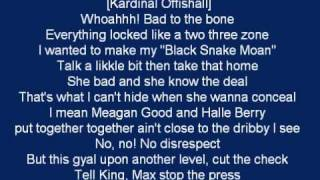 Akon-Dangerous lyrics