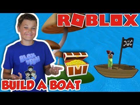 BUILD A PIRATE BOAT FOR TREASURE in ROBLOX