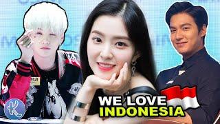 Baixar Bikin Bangga! 10 Artis Kpop Ini Mengaku Jatuh Cinta Pada Indonesia
