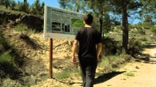 Geoturismo en comarcas de alto interés geológico.