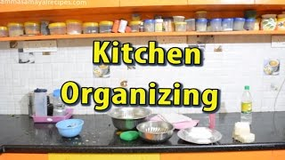 Kitchen Organizing | Kitchen Cleaning | Kitchen Maintenance | Kitchen Cleaning Tips