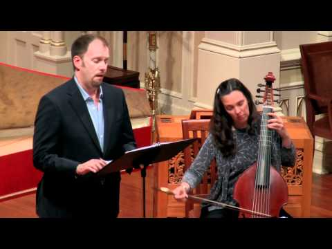 Purcell: If Music be the food of love; Thomas Cooley, tenor, Voices of Music