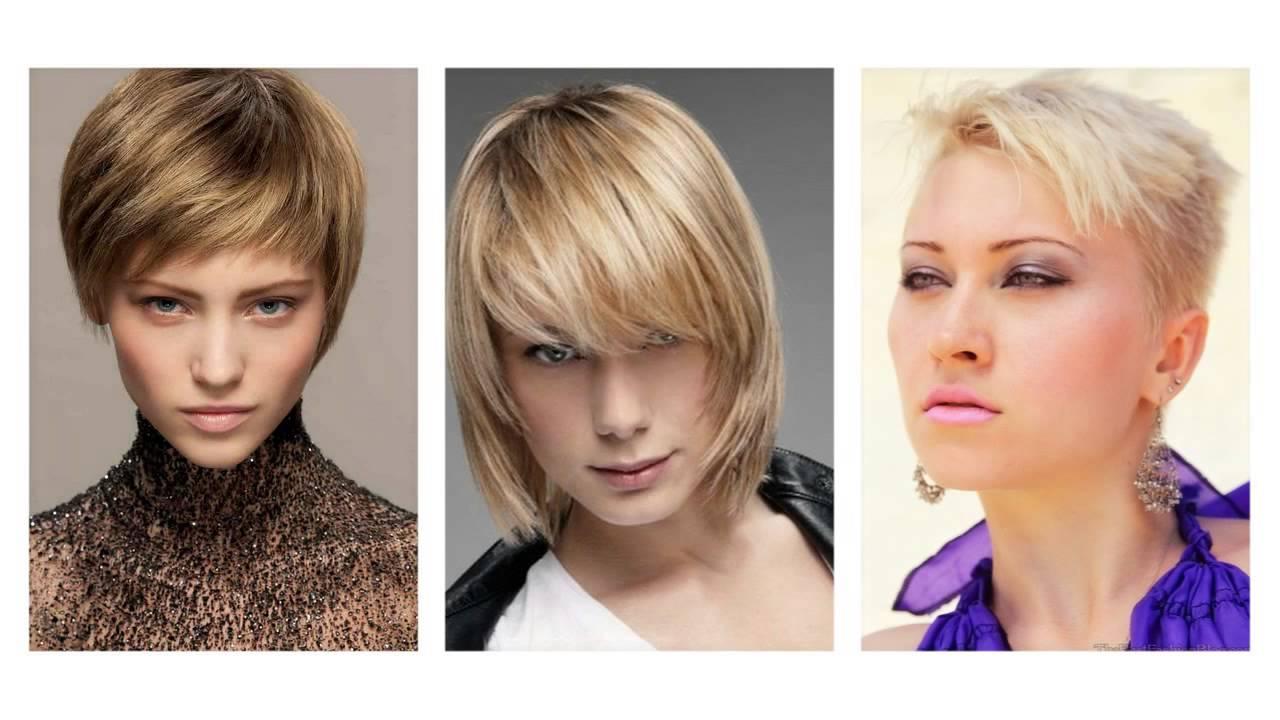 Krátke účesy pre jemné vlasy by Moderné Účesy 1309af9b9c