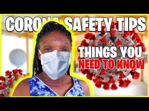 Coronavirus in Jamaica | Coronavirus Safety Tip (Things to know about Coronavirus) novel coronavirus