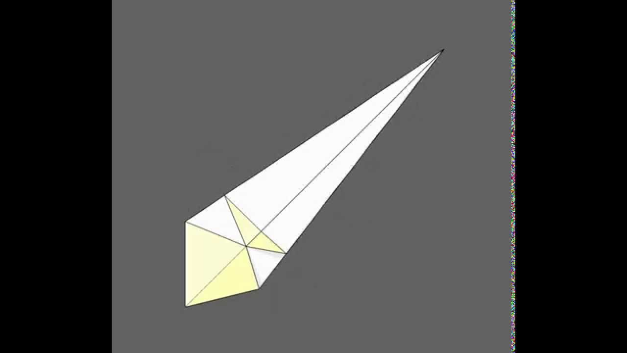 урок оригамми павлин схема