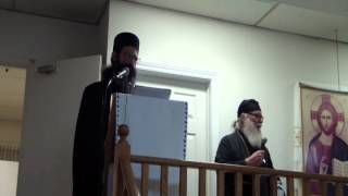 Fr  Maximus on The Orthodox Faith, with Introduction by Fr  Panagiotes   Oct 06 2012
