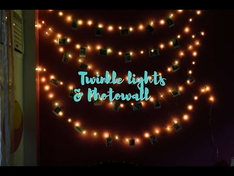Redecorating My Room: Typo Philippines Twinkle Lights