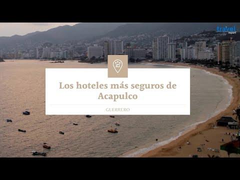 Los hoteles más seguros de Acapulco