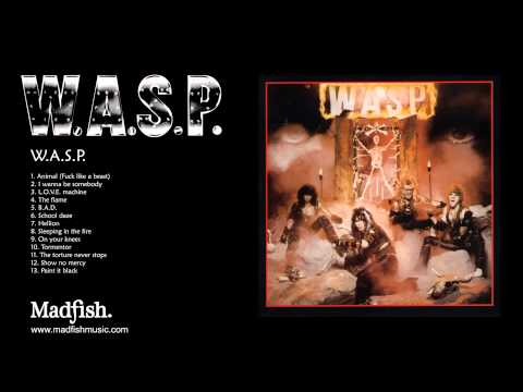 W.A.S.P - Show No Mercy (from W.A.S.P.) 1984 mp3