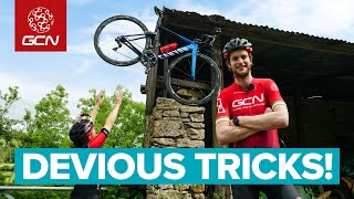 Devious Tricks To Play On Your Cycling Mates!