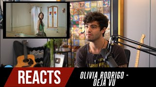 Producer Reacts to Olivia Rodrigo - Deja Vu