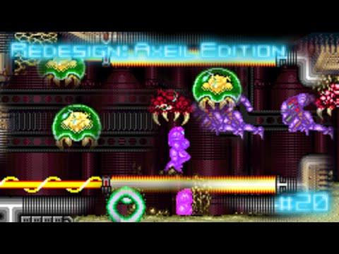 Super Metroid Redesign: Axeil Edition #20