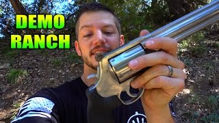How Far Will Recoil Throw a Gun if You Aren't Holding It? thumbnail