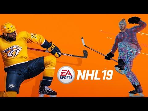 NHL 19 XBOX ONE GAMEPLAY 01 DE JUNHO 2019 XBOX LIVE GOLD