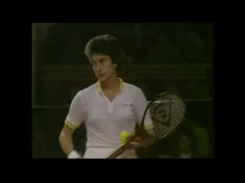 """Сара Вирджиния Уэйд """"Игрок Года WTA"""" 1977"""
