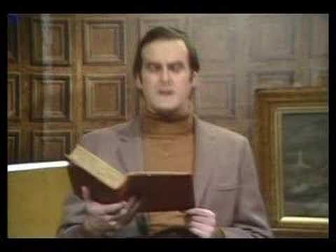 Monty Python - Book At Bedtime
