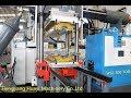 Composite Insulators injection machine-300 ton