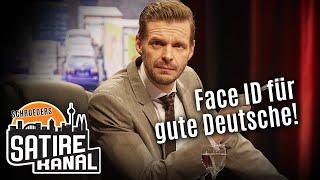 Florian Schroeder: Horst Seehofer is Watching you! Face ID für gute Deutsche!