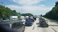 Wreck I-95 Florida