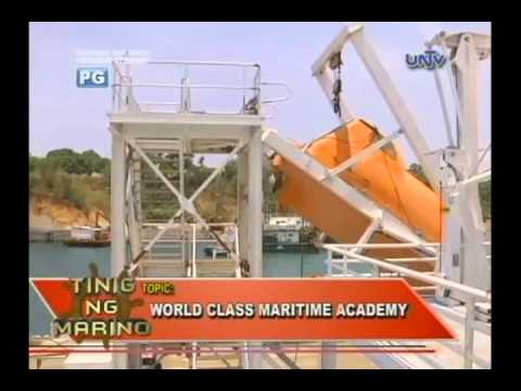 Maritime Academy of Asia and the Pacific -  Part 2