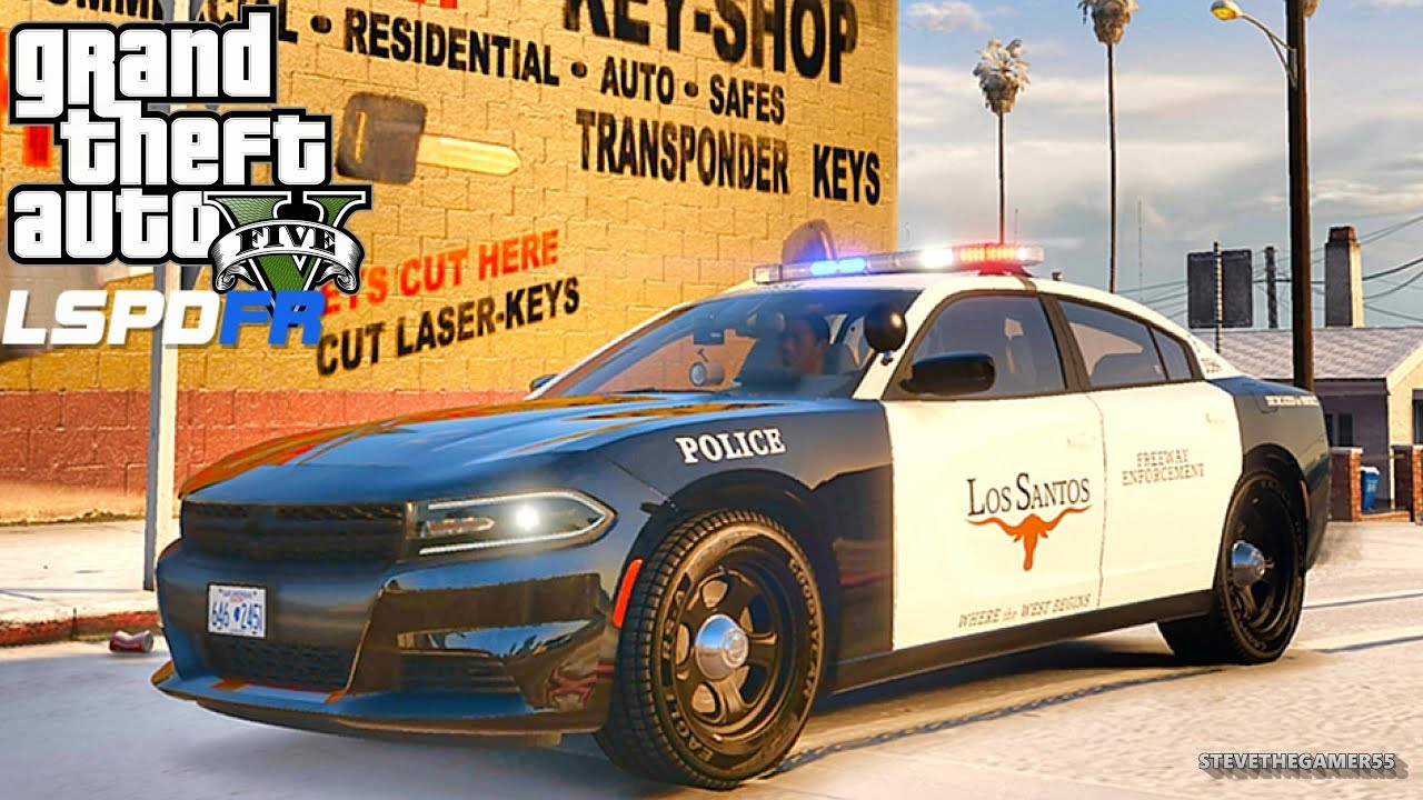 GTA 5 MOD LSPDFR 700 - FORT WORTH SKINS !! (GTA 5 REAL LIFE PC MOD)
